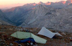 camping tarp hacks